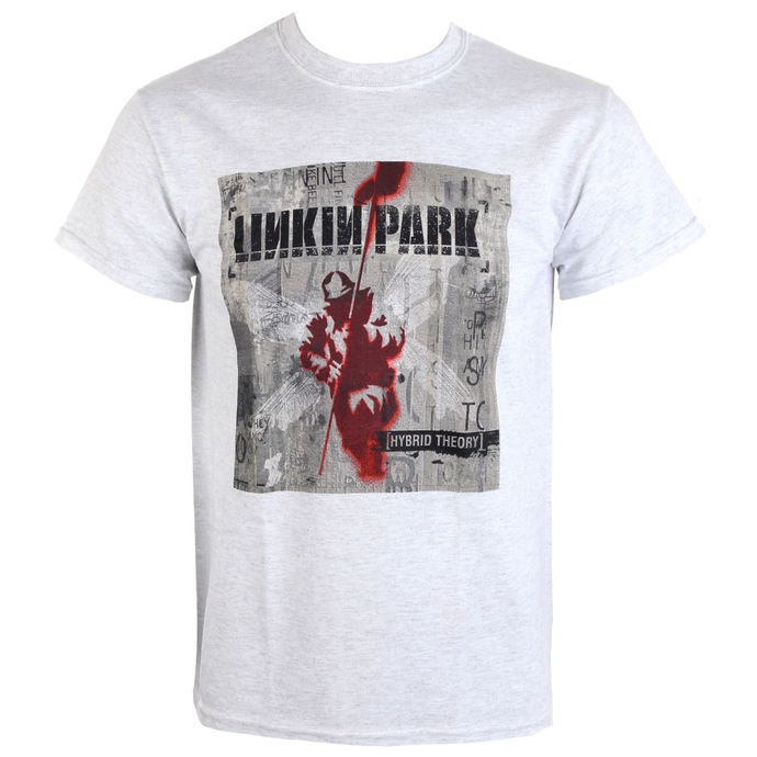 t-shirt metal men's Linkin Park - Hybrid Theory - PLASTIC HEAD