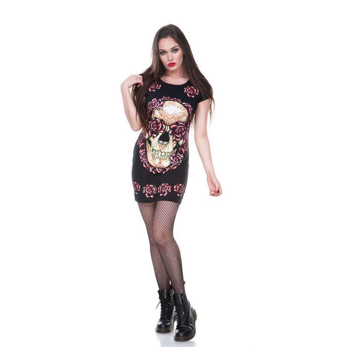 dress women JAWBREAKER - Black