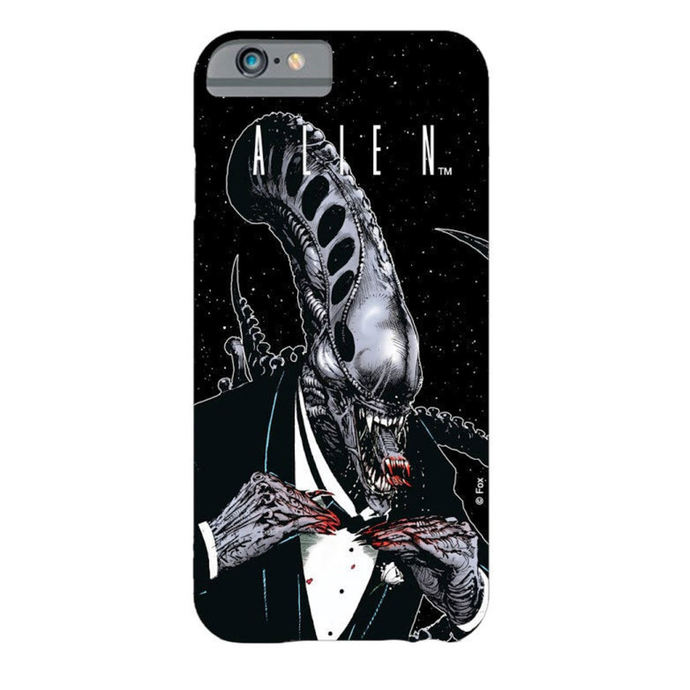 Cell phone cover Alien - iPhone 6 - Tuxedo