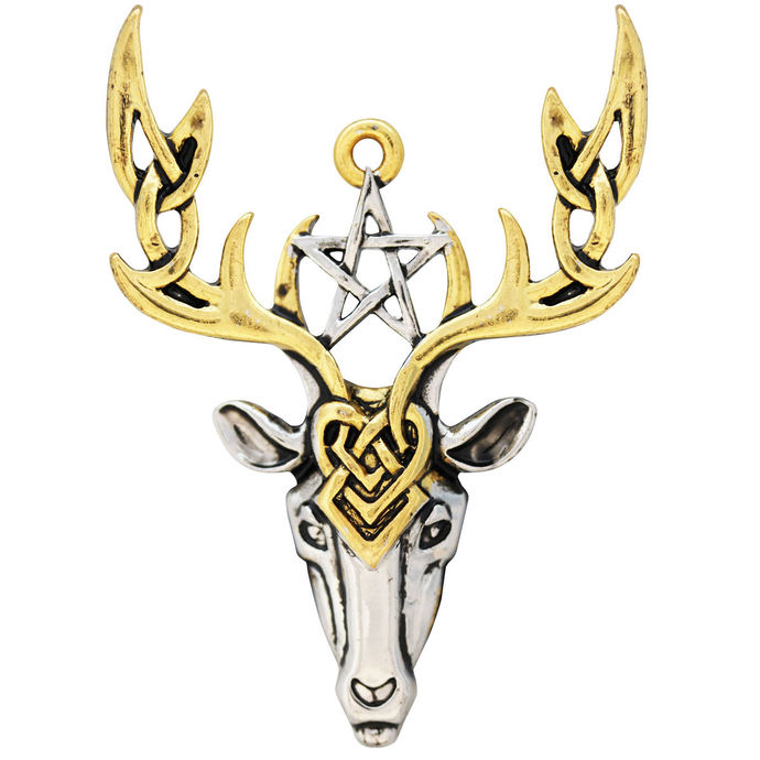 pendant EASTGATE RESOURCE - Beltane Stag
