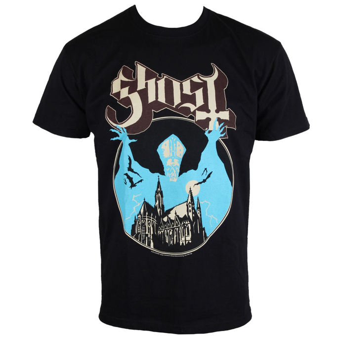 t-shirt men Ghost - Opus Eponymous - PLASTIC HEAD