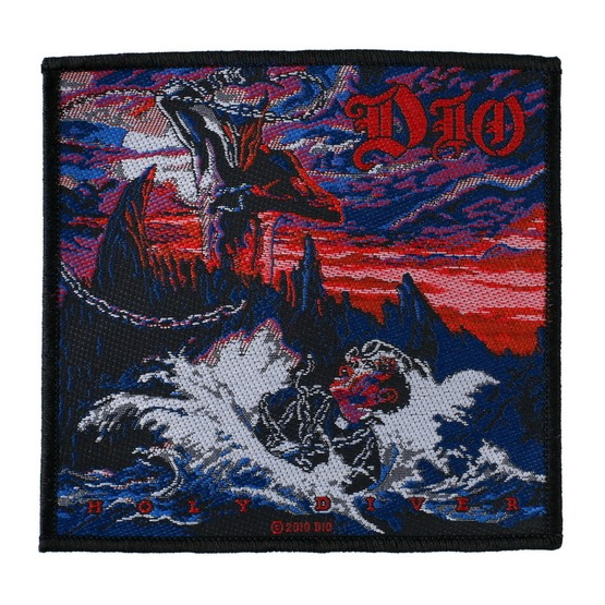 patch DIO - HOLY DIVER - RAZAMATAZ