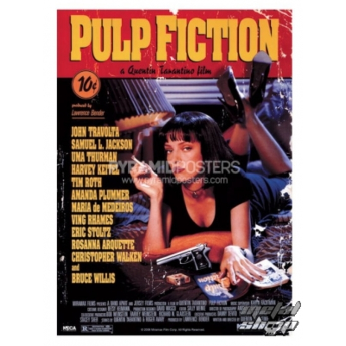 poster Pulp Fiction (Cover) - GPP51004