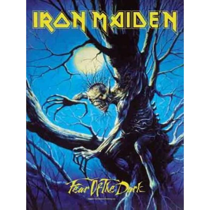 flag Iron Maiden - Fear Of The Dark Live