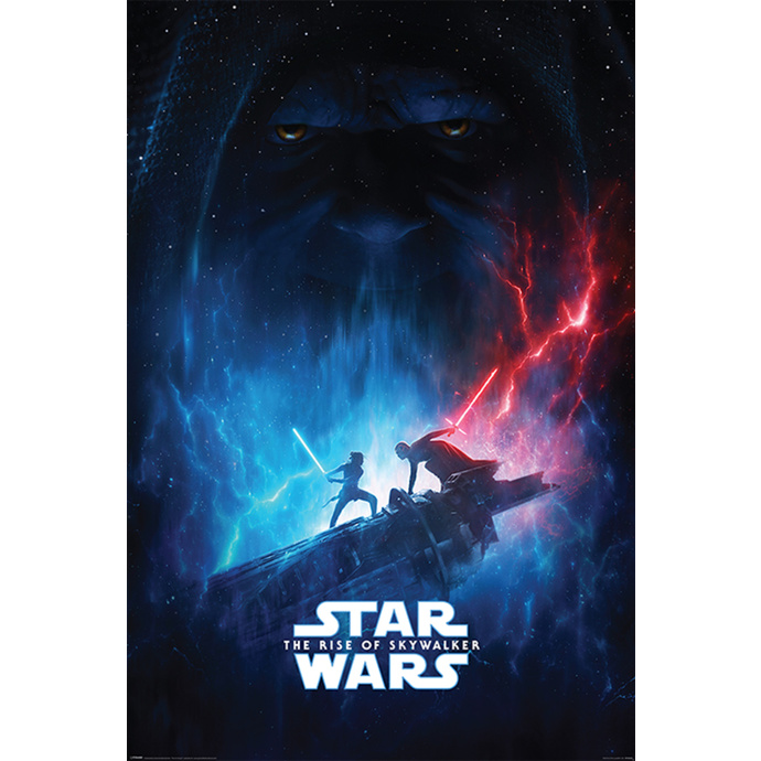 Poster STAR WARS - IX-THE RISE OF SKYWALKER - PYRAMID POSTERS