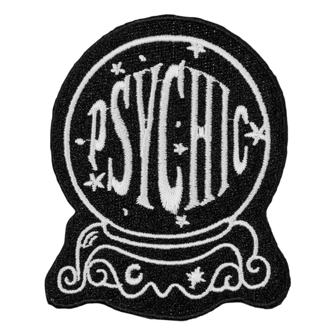 iron-on patch (applique) KILLSTAR - Psychic