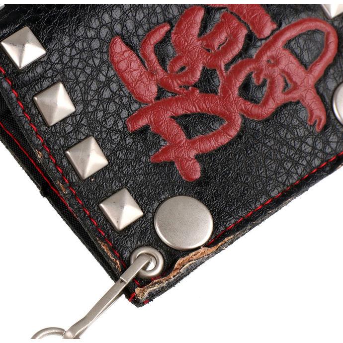 in One Size Wallets Logo Iggy Pop