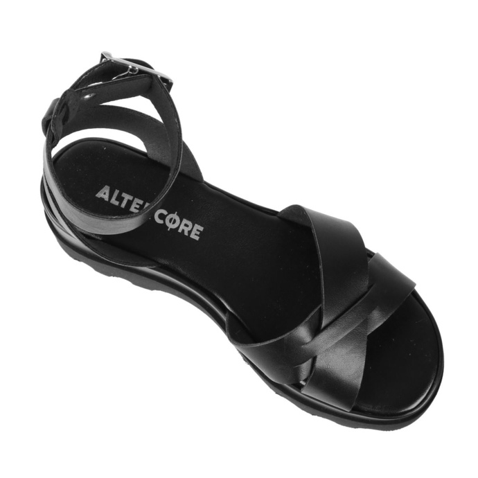 women's shoes (sandals) ALTERCORE - Zoe - Black