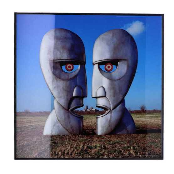 Image Pink Floyd - The Division Bell