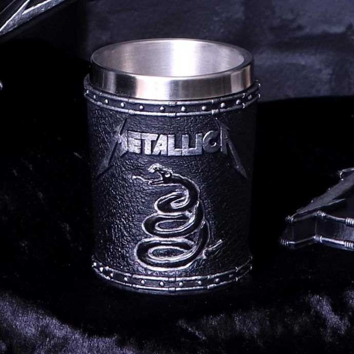 Shot Metallica - The Black Album