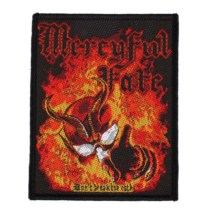 Patch Mercyful Fate - Don't Break The Oath - RAZAMATAZ