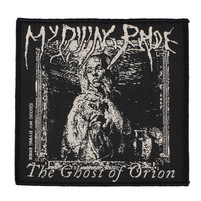 Patch My Dying Bride - The Ghost Of Orion Woodcut - RAZAMATAZ