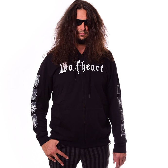Men's hoodie WOLFHEART - Wolves of Karelia - NAPALM RECORDS