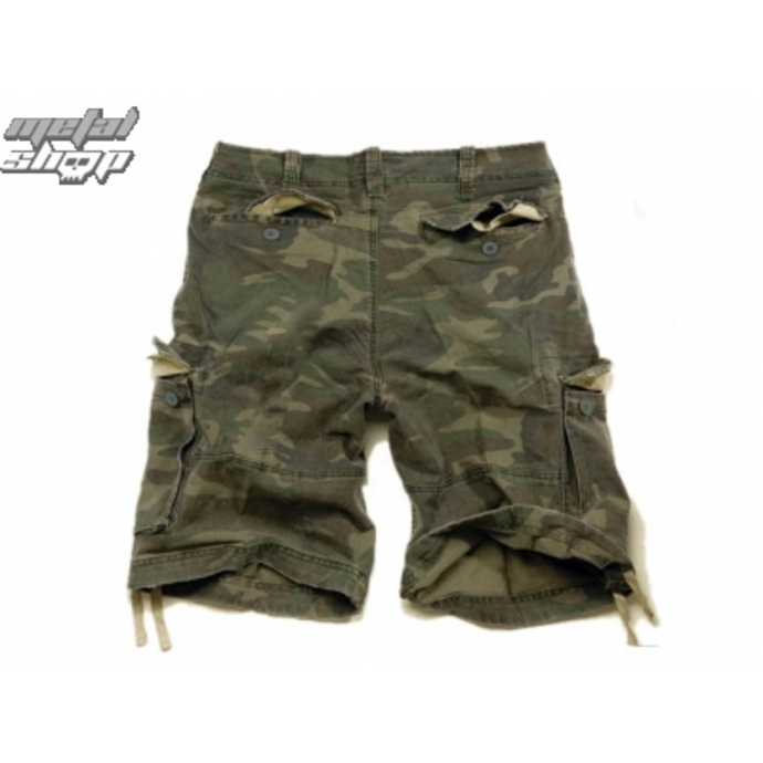 shorts men SURPLUS VINTAGE - Woodland