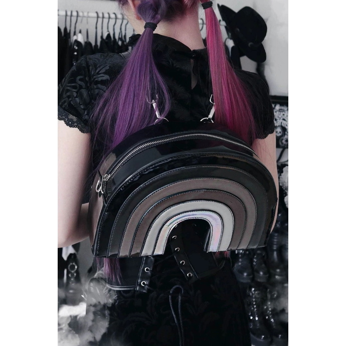 Backpack KILLSTAR - Moonbow - BLACK