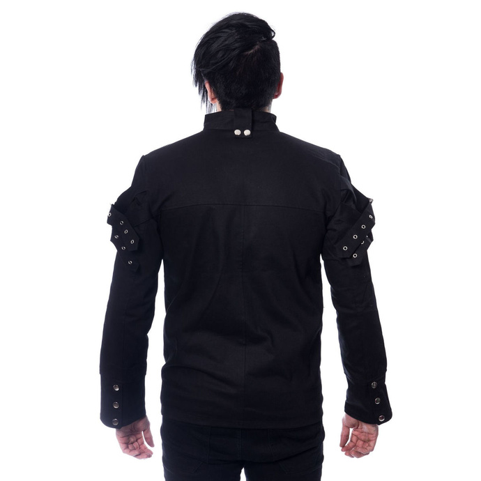 Men's jacket Chemical Black - TONIK - BLACK