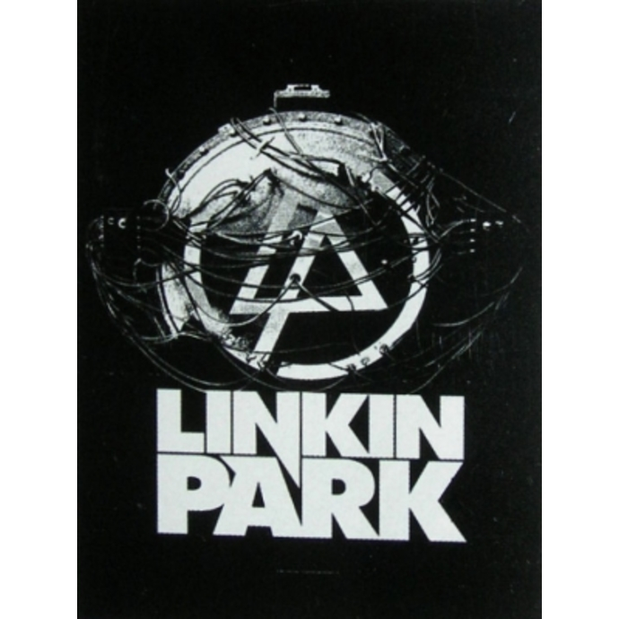 flag Linkin Park - Atomic Age