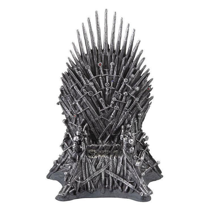 Decoration business cards holder) Game of Thrones - Iron Throne