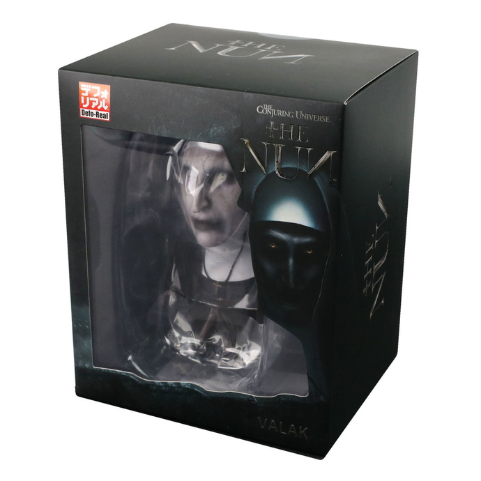 The Nun figurine - Defo-Real Series Soft Valak