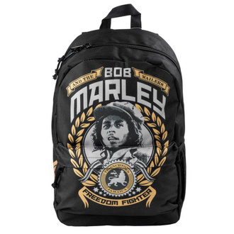 Backpack BOB MARLEY - FREEDOM FIGHTER - CLASSIC - RSBOBFF01