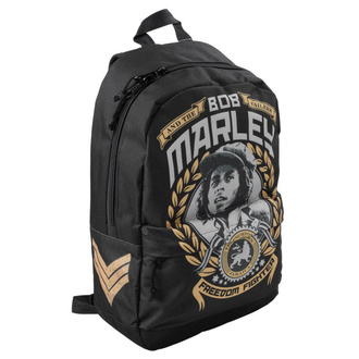 Backpack BOB MARLEY - FREEDOM FIGHTER - CLASSIC, NNM, Bob Marley