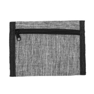 Wallet NUGGET - BREAKOUT - A - 1/26/38 - Heather Grey Black, NUGGET