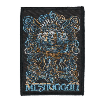 Patch Meshuggah - 5 Faces - RAZAMATAZ - SP2995