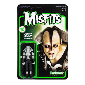 Figure Misfits - Jerry Only Glow In The Dark, NNM, Misfits