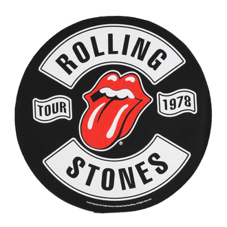 Large patch The Rolling Stones - Tour 1978 - RAZAMATAZ, RAZAMATAZ, Rolling Stones