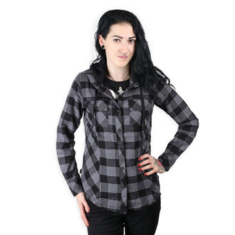 Women's shirt METAL MULISHA - KISS CHA, METAL MULISHA
