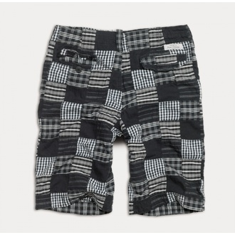 shorts men SURPLUS - KILBURN SHORTS - BLACK