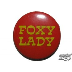 badge  - Foxy Lady 1