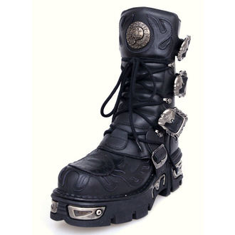 boots leather - 743-S1 - NEW ROCK
