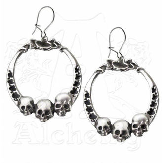 earrings Ivy League - Alchemy Gothic - E314