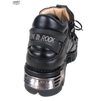 boots NEW ROCK - Prick Shoes (110-S1) Black