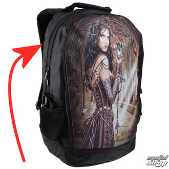 backpack ALCHEMY GOTHIC - Name of the rose 15' - ALONRBACKPACK, ALCHEMY GOTHIC