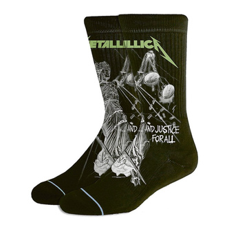 Socks Metallica - AJFA Black, NNM, Metallica