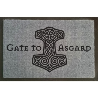 doormat Gate To Asgard - ROCKBITES - 100887