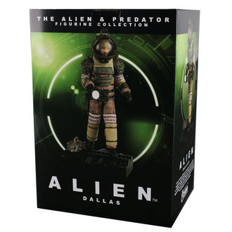 Action Figure - The Alien & Predator (Alien) - Collection Dallas, NNM, Alien