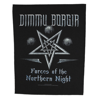Large patch Dimmu Borgir - Forces Of The Northern Night - RAZAMATAZ, RAZAMATAZ, Dimmu Borgir