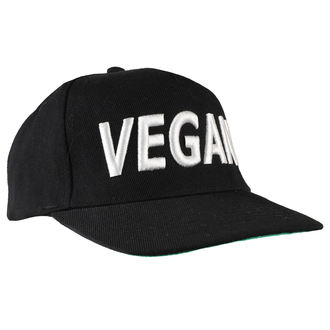Cap COLLECTIVE COLLAPSE - Vegan - black'n'black, COLLECTIVE COLLAPSE