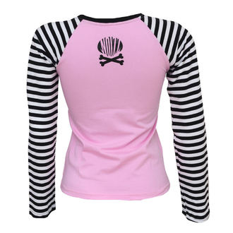 t-shirt women long sleeve Skull 1