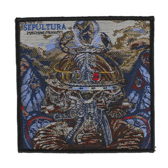 patch SEPULTURA - MACHINE MESSIAH - RAZAMATAZ, RAZAMATAZ, Sepultura