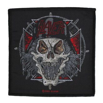 patch SLAYER - SLAYTANIC WEHRMACHT - RAZAMATAZ, RAZAMATAZ, Slayer
