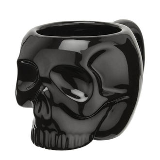 Mug KILLSTAR - SKULL - BLACK - KSRA000204