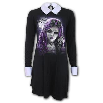Women's dress SPIRAL - GOTH DOLL - PeterPan, SPIRAL