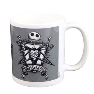 Mug Nightmare Before Christmas - Misfit Love - PYRAMID POSTERS, NIGHTMARE BEFORE CHRISTMAS, Nightmare Before Christmas