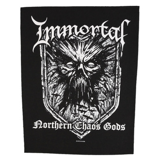 Large patch Immortal - Northern Chaos Gods - RAZAMATAZ, RAZAMATAZ, Immortal