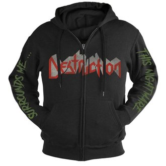 hoodie men's Destruction - Release from agony 30 years - NUCLEAR BLAST, NUCLEAR BLAST, Destruction