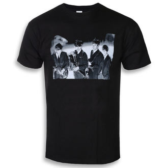 t-shirt metal men's Beatles - Smiles Photo - ROCK OFF, ROCK OFF, Beatles